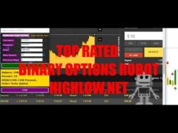 Binary Option Tutorials - HighLow Binary Strategy TOP RATED BINARY OPTIONS ROBOT HIGH