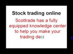 Binary Option Tutorials - trading decisions Stock trading online. Scottrade has