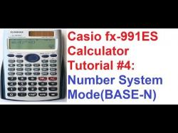 Binary Option Tutorials - GetBinary Video Course Casio fx-991ES Calculator Tutorial