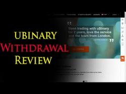 Binary Option Tutorials - uBinary Strategy uBinary Withdrawal Proof Review | $