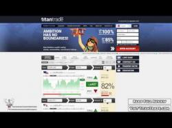 Binary Option Tutorials - TitanTrade Strategy Titan Trade Review I Best Binary Op