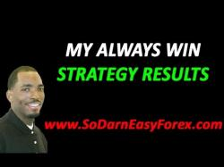 Binary Option Tutorials - forex training My Always Win Strategy Results - So