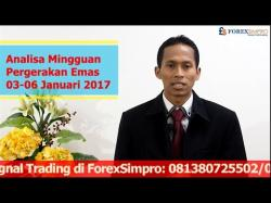 Binary Option Tutorials - trading emas Analisa Emas Mingguan 3-6 Januari 2