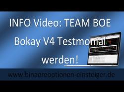 Binary Option Tutorials - Option888 Video Course Binäre Optionen - Bokay  V4 Testmo