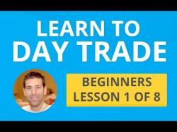 Binary Option Tutorials - trader beginners Learn to Day Trade - Beginners Less
