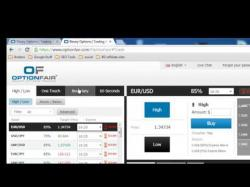 Binary Option Tutorials - OptionFair Review OptionFair.com relaunches! Full Opt