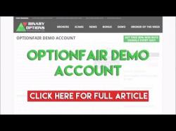 Binary Option Tutorials - OptionFair Review OptionFair Demo Account