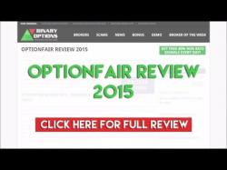 Binary Option Tutorials - OptionFair Review OptionFair Review 2015