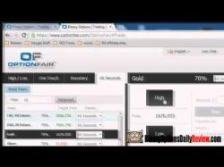Binary Option Tutorials - OptionFair Review OptionFair Review - OptionFair Scam