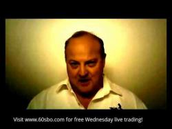 Binary Option Tutorials - trading wednesdays 60 Seconds Binary Options free trad
