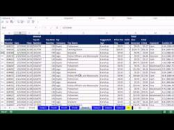 Binary Option Tutorials - Grand Option Video Course Highline Excel 2013 Class Video #35