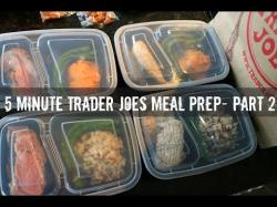 Binary Option Tutorials - trader taining 5 Minute Trader Joes Meal Prep Idea