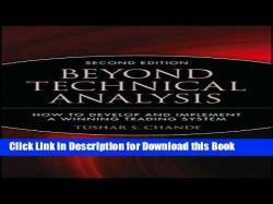Binary Option Tutorials - trading analysis Read Beyond Technical Analysis: How