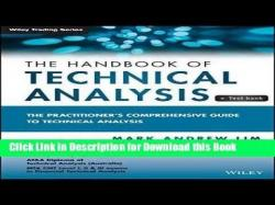 Binary Option Tutorials - trading analysis Read The Handbook of Technical Anal