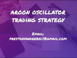 Binary Option Tutorials - 10Trade Strategy Aroon Oscillator Trading Strategy