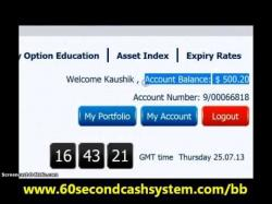 Binary Option Tutorials - GMT Options Strategy Banc De Binary Review - BancDeBinar