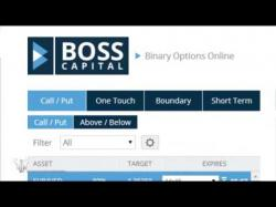 Binary Option Tutorials - Binary Globes Review Boss Capital Review