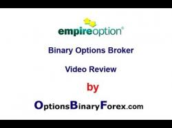 Binary Option Tutorials - Empire Options Review Empire Option - Binary Options Brok