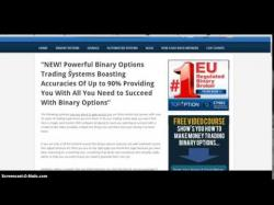 Binary Option Tutorials - Redwood Options Forex Options Trading Systems ❉ Tra