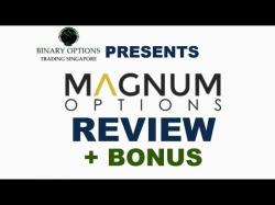 Binary Option Tutorials - Magnum Options Video Course MagnumOptions review - Beware! Don'