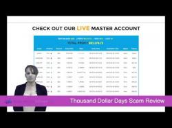 Binary Option Tutorials - AAoption Review Thousand Dollar Days Scam Review