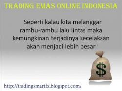 Binary Option Tutorials - trading emas Trading Emas Online Indonesia | 3 T