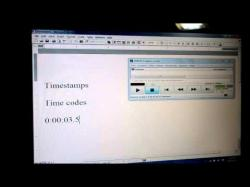 Binary Option Tutorials - KeyOption Video Course Express Scribe Hot-Key Timestamp Ti