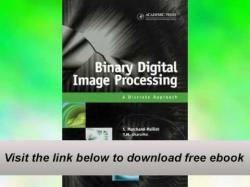 Binary Option Tutorials - Binary Book Binary Digital Image Processing: A