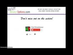 Binary Option Tutorials - Brokerage Capital Strategy Brokerage Capital Review (option st