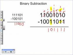 Binary Option Tutorials - YBinary Video Course Binary Subtraction Tutorial