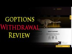 Binary Option Tutorials - GOptions Video Course GOptions Withdrawal Proof Review |