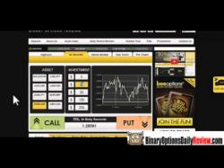 Binary Option Tutorials - Bee Options Strategy 60 seconds Strategy BeeOptions