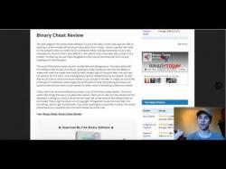 Binary Option Tutorials - Binary BrokerZ Video Course Binary Cheat Software Review 2016 -