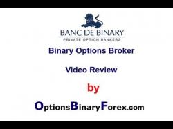 Binary Option Tutorials - YesOption Video Course BANC DE BINARY ( BBinary ) - Binary
