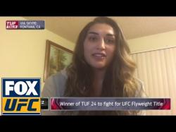 Binary Option Tutorials - 24Winner Video Course TUF 24 winner Tatiana Suarez ready