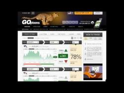Binary Option Tutorials - GOptions Strategy GOptions - How to make money on the