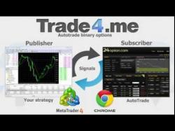 Binary Option Tutorials - Binary BrokerZ Strategy Link Metatrader to binary options b