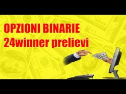 Binary Option Tutorials - 24Winner Video Course Opzioni Binarie prelievo 24winner 2