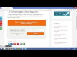 Binary Option Tutorials - trading ebook Forex trading for beginners  Ebook