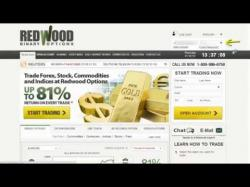 Binary Option Tutorials - Redwood Options Review LEARN HOW TO MAKE $140 IN LESS THAN