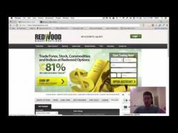 Binary Option Tutorials - Redwood Options Review Redwood Binary Options Review & Ban