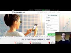Binary Option Tutorials - BigOption Video Course Binary Brokerz Review 2016 - Is Bin