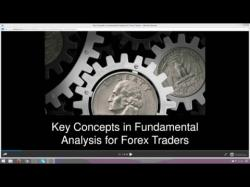 Binary Option Tutorials - trading analysis Key Concepts in Fundamental Analysi