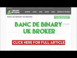 Binary Option Tutorials - Binary Globes Review Banc De Binary UK Broker