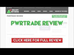 Binary Option Tutorials - Binary Globes Review PWRtrade Review