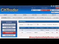 Binary Option Tutorials - CitiTrader Review CitiTrader Review | What is CitiTra