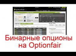 Binary Option Tutorials - OptionFair Бинарные опционы н�