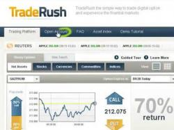 Binary Option Tutorials - TradeRush Strategy TradeRush - Review and  Learn The W