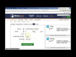 Binary Option Tutorials - trading digit Trick Binary - Teknik Jaring Ikan -