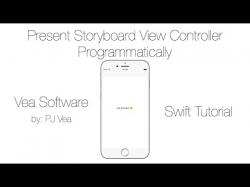Binary Option Tutorials - SwiftOption Video Course Present Storyboard View Controller